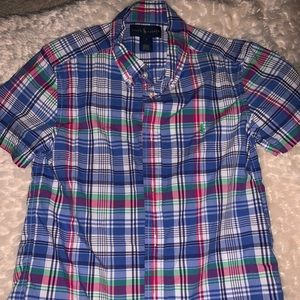 Boys Polo Dress Shirt